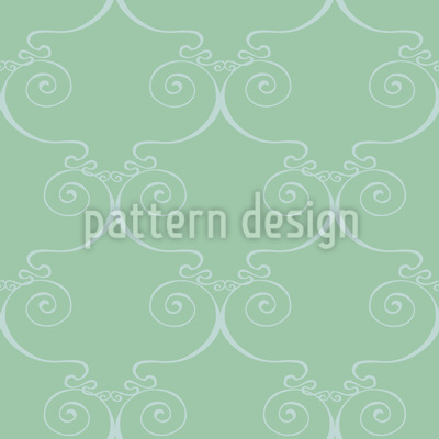 Flourish Romance Seamless Pattern