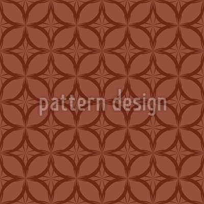 Chocolate Squares Repeating Pattern