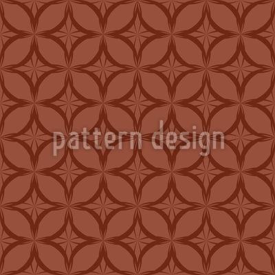 Schoko Karos Rapportiertes Design