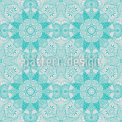Wunderbare Winter Ornamente Vektor Design