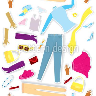 Papier Mode Designmuster