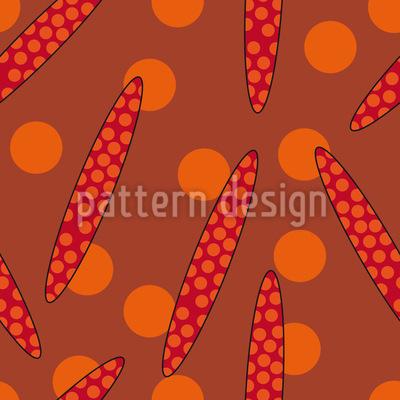 Seeds Of The Aboriginal Vector Design