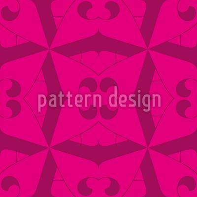 Falter Floral Designmuster