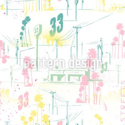 シームレスな(つなぎ目なしの)ベクターデザイン8296