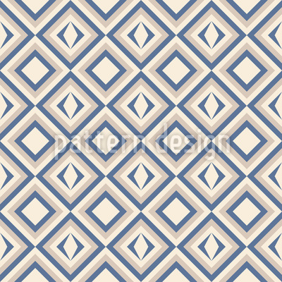 Square Insights Seamless Vector Pattern Design