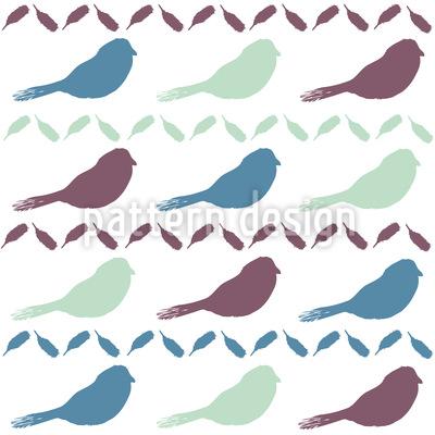 Vogel Und Feder Rapport
