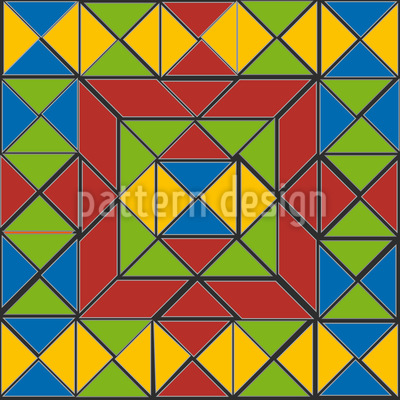 Tangram Pattern Design