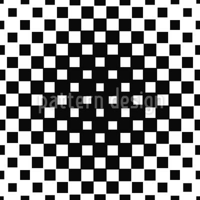 Quadrat Hypnose Musterdesign