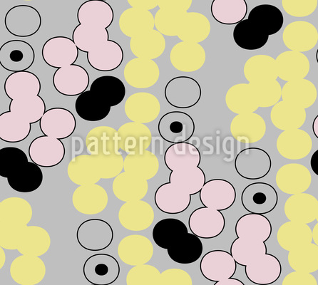 On The Vine Vector Pattern
