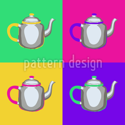 Pop Art Pots Repeat