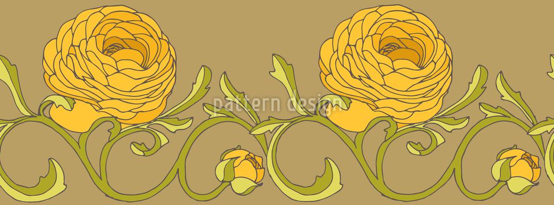 Ranunkel  Vektor Design