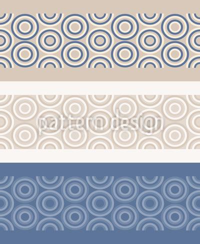 Kreis Bordüre Vektor Design
