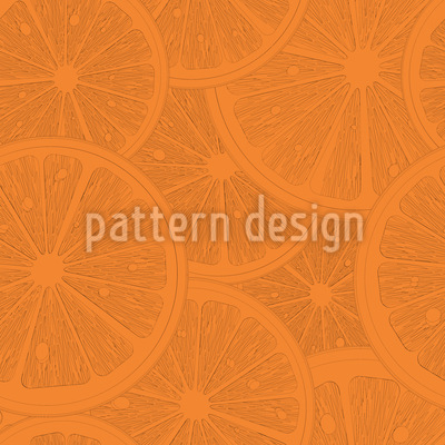 Leckere Grapefruits Rapportiertes Design