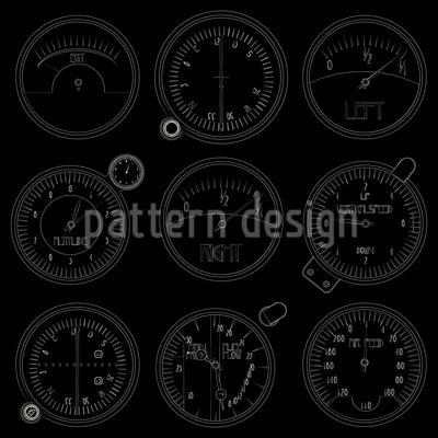 Painel Design de padrão vetorial sem costura