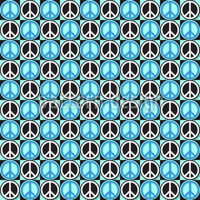Zeichen Des Friedens Vektor Ornament