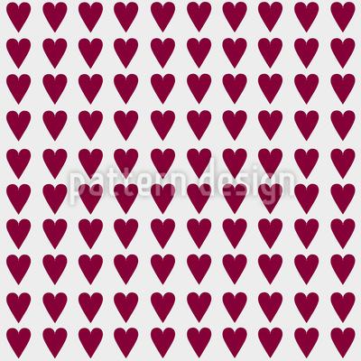 Meine Herzkönigin Vektor Muster