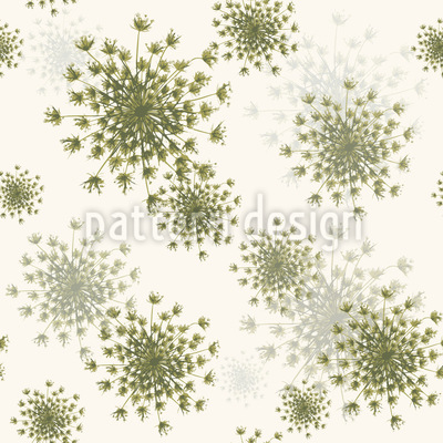 Wildflower Dream Repeating Pattern