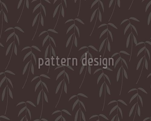 Baby Palmen  Vektor Ornament
