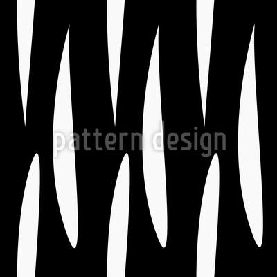 Streifen In Afrika Rapportiertes Design
