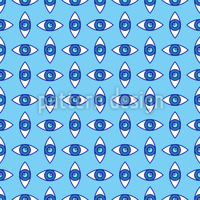 I Have My Eye On You Pattern Design