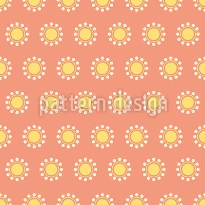 Ein Kleiner Sonnenschein Musterdesign