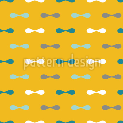 Wearing Retro Bow Ties Vector Design
