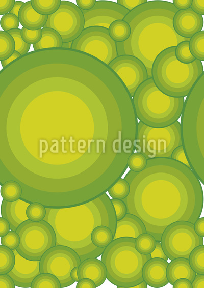 Citrus Circles Vector Design