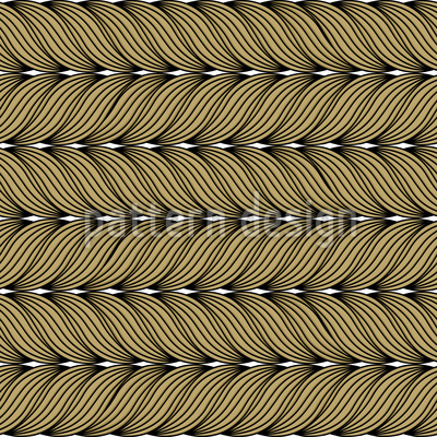 Rope Elegance Pattern Design