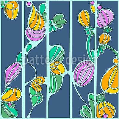 Tiffany Ranken Vektor Muster
