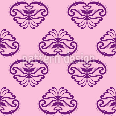 Swinging Elegance Repeat Pattern