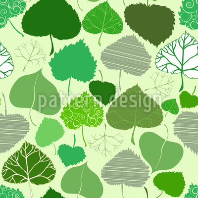 Leaf World Vector Ornament