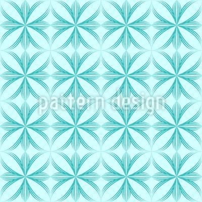 Ozean Floral Vektor Design