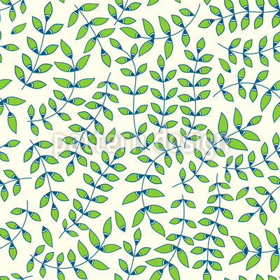 Leaf Of Joy Pattern Design