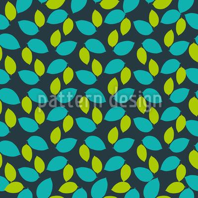 Frucht Blätter Vektor Design