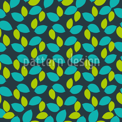 Fruit Leaves Vector Design