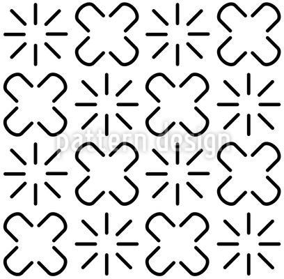 African Sign Language Seamless Pattern