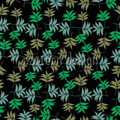 Eschen Blätter Vektor Design