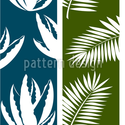 Saba Pattern Design