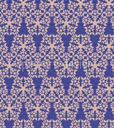 Gotische Sternbilder Muster Design