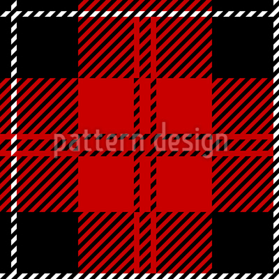 Kilt Seamless Vector Pattern Design