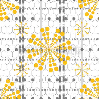 Star Des Bienenstocks Vektor Design