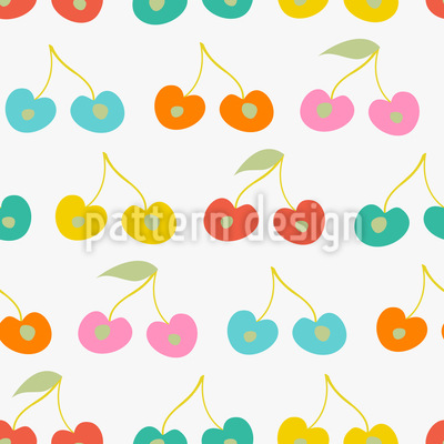 Cherry Variations Pattern Design