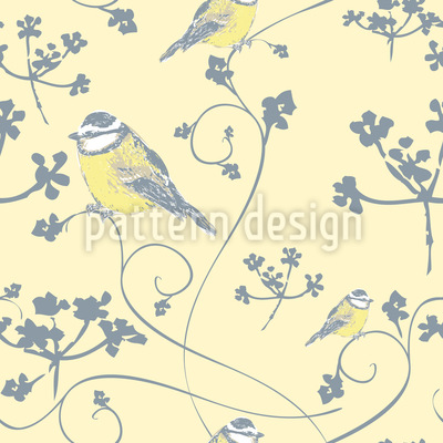 Birdie Repeat Pattern