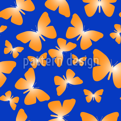 Fly And Flutter Pattern Design