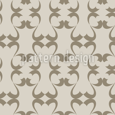 Alhambra Impression Seamless Vector Pattern Design