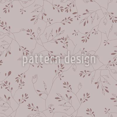 Rose redécouverte Motif Vectoriel Sans Couture