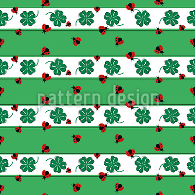 Border Of Luck Vector Design