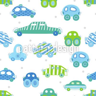 Traffic Jam Design Pattern