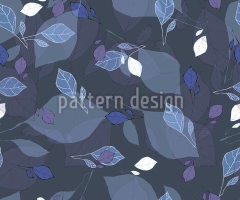 Leichte Blätter Vektor Design