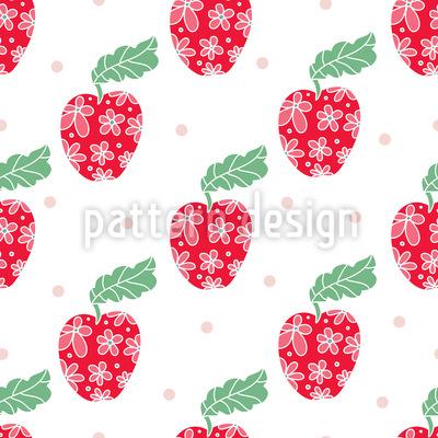Apfel In Sicht Designmuster
